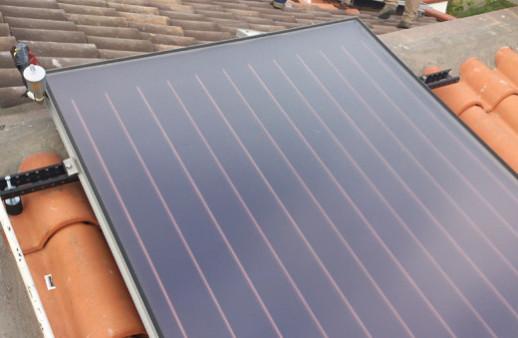 Scopri di più su Impianto solare termico