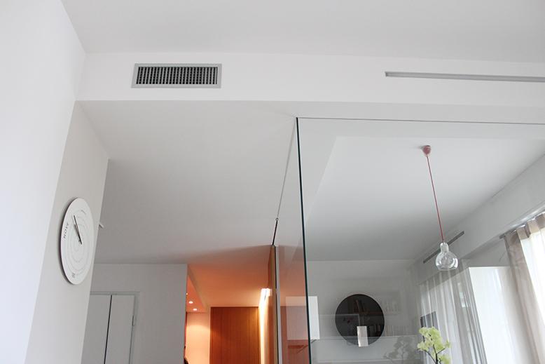 Condizionamento canalizzato geoimpianti for Impianto climatizzazione