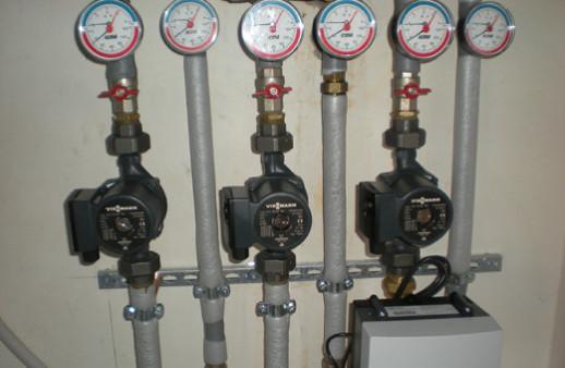 Scopri di più su Impianto di riscaldamento su 3 livelli